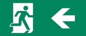 naar rechts