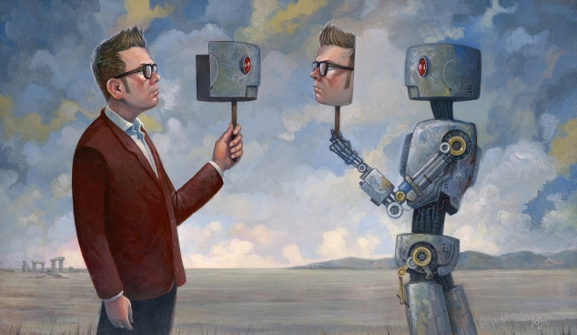 Aaron Jasinski bron Chris Dancy