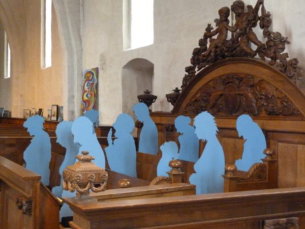 kerkgangers